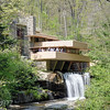 Frank Lloyd Wright - Fallingwater : Our visit to Fallingwater on 5/1/2010